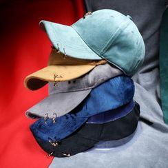 Mad Hatter - 金屬戒指棒球帽