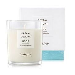 悦诗风吟 - Scented Candle (#0302 Dream Delight) 100g