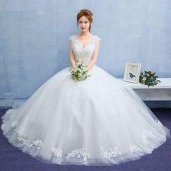 Caramelo - 抹胸婚禮裙