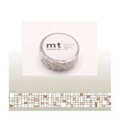 mt - mt Masking Tape : mt 1P Line (Brown)