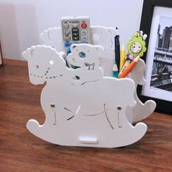 Homeware Bliss - DIY Horse Desk Organizer