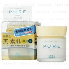 Kose - Moisture Mild Pure Cream