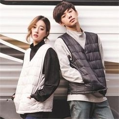 Superstar.i - Couple Pocket-Side Padded Vest