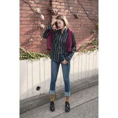 migunstyle - Striped Shirt