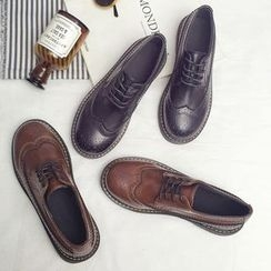 SouthBay Shoes - Brogue Oxfords