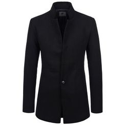 TheLees - Wool-Blend Single-Breasted Jacket