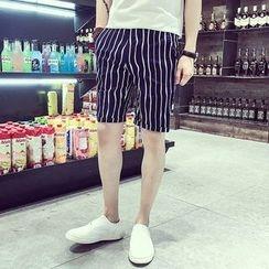 Prep Soul - Striped Shorts