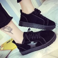 SouthBay Shoes - Star Sneakers