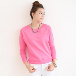 SO Central - Dolman-Sleeve Pullover