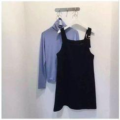MATO - Plain Jumper Skirt
