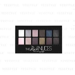 Maybelline New York - The Rock Nudes Palette