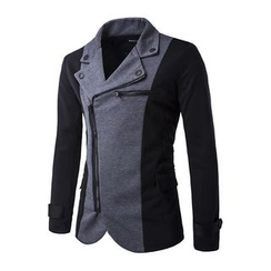 Fireon - Diagonal Zip Jacket