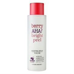 Etude House - Berry AHA Bright Peel Boosting Serum 150ml