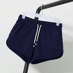 XGZ - 纯色运动短裤