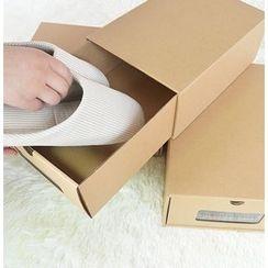 MOD HUT - Paper Shoe Box