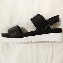 NANING9 - Platform Sandals