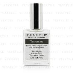 Demeter Fragrance Library - Turpentine Cologne Spray