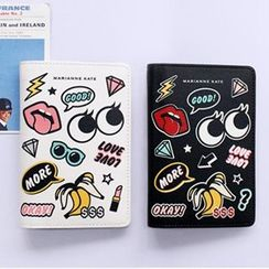 Full House - Printed Passport Holder