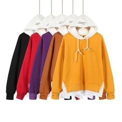 Momewear - Long-Sleeve Hooded Top