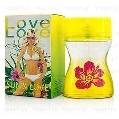 Parfums Love Love - Sun and Love Eau De Toilette Spray