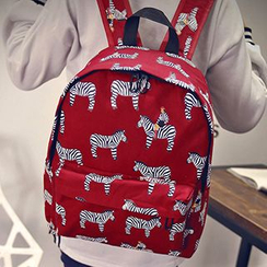 Youme - Print Backpack