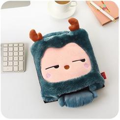 默默愛 - USB暖手鼠標墊