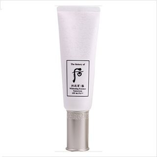The History of Whoo - Gongjinhyang Seol Whitening Essence Sunscreen SPF 46 PA++