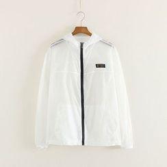 Mushi - Hooded Light Jacket