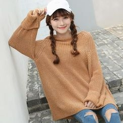 QZ Lady - Long Sweater