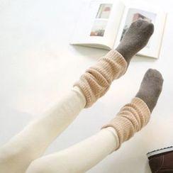 Corella - Color Panel Leggings