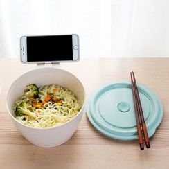 Home Simply - Bowl with Phone Holder