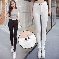 EFO - 高腰緊身長褲