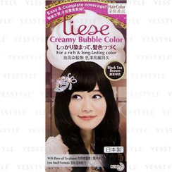Kao - Liese Creamy Bubble Hair Color (Black Tea Brown)