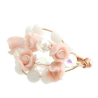 MyLittleThing - Vintage Flower Ring