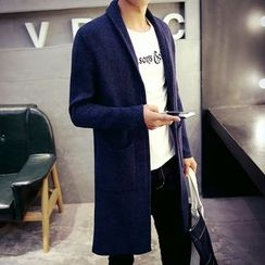LIBIN - 混色長外套
