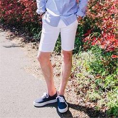 STYLEMAN - 棉质短裤