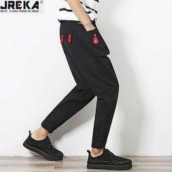 Jacka - 九分哈伦裤
