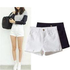 Isadora - High Waist Shorts