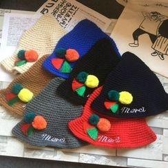 Hats 'n' Tales - Pom Pom Beanie