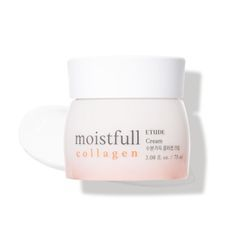 Etude House 伊蒂之屋 - Moistfull Collagen Cream 75ml
