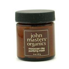 John Masters Organics - 摩洛哥泥清透面膜(油性或混合肌膚)