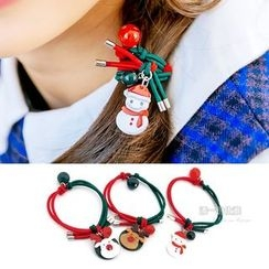 Linzy - 兒童聖誕髮圈