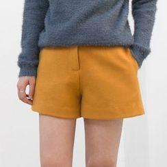 Haco Studio - High-Waist Shorts