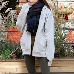 Everose - Fleece-Lined Hooded Jacket