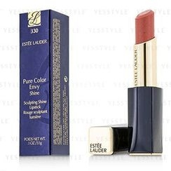 Estee Lauder 雅詩蘭黛 - Pure Color Envy Shine Sculpting Shine Lipstick - #330 Boudoir Baby