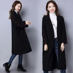 Diosa - Long Fleece Coat