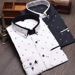 Blueforce - Patterned Shirt