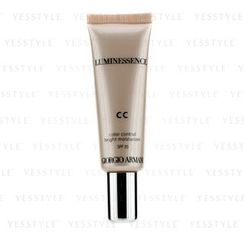 Giorgio Armani 乔治亚曼尼 - Luminessence CC Cream SPF 35 (#02)