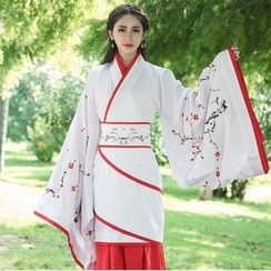 Diosa - Chinese Traditional Costume Set