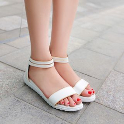 Shoes Galore - Ankle Strap Sandals